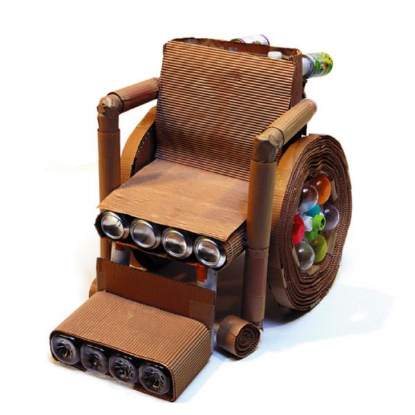 リサイ車椅子(りさいくるまいす)