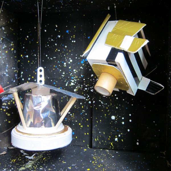 進め!人工衛星 ~未知なる未来の宇宙の為に~(ススメ!ジンコウエイセイ ~ミチナルミライノウチュウノタメニ~)